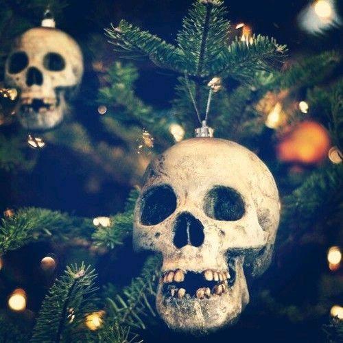 Skull Xmas 2 - Pintrest